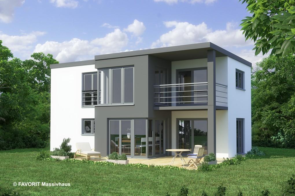 Concept design 108 bauhaus f r alle bauunternehmer schob for Zweifamilienhaus bauhausstil