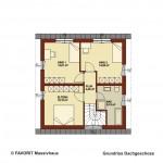 Creativ Sun 116 Dachgeschoss Grundriss 1020x680pxl