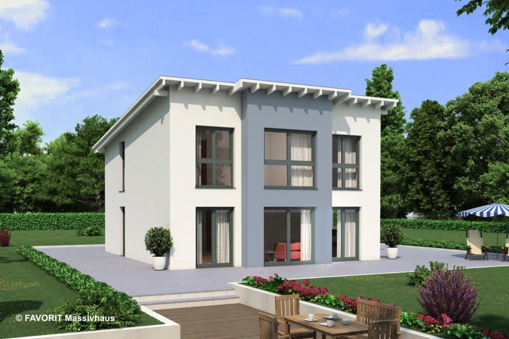 Creativ sun 132 kein thema arbeiten zuhause for Doppelhaus moderne architektur