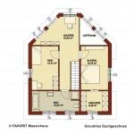 Creativ Sun 134 Dachgeschoss Grundriss 1020x680pxl