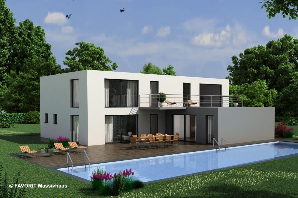 Premium 171 78 Bauhaus Mit Einliegerwohnung