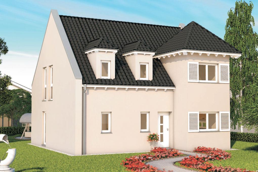 Favoir Massivhaus Haus des Monats November 2015 - Thomas Schob Bauunternehmer